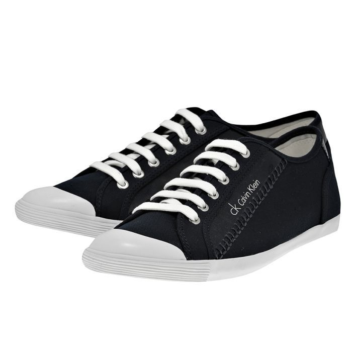 Calvin Klein - Calvin Klein 010630. - ΜΠΛΕ outlet   ανδρικα   sneakers   low cut