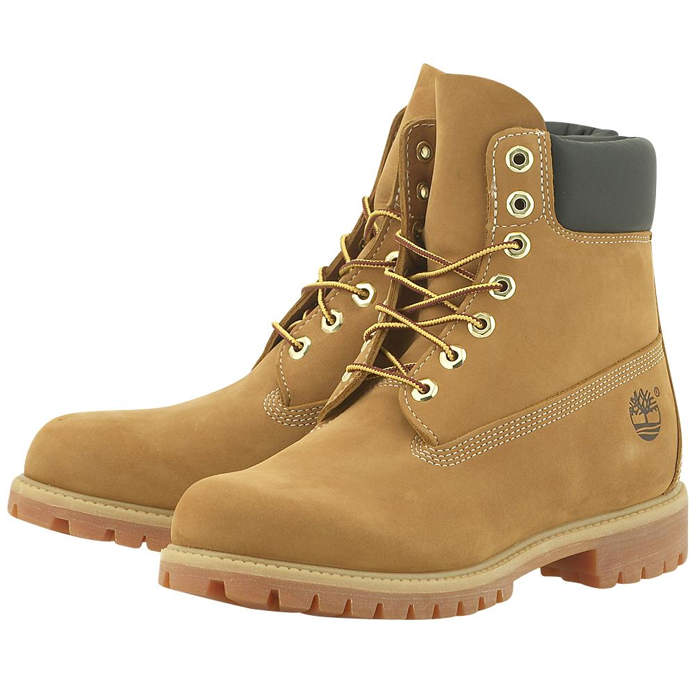 "Timberland - Timberland 6"" Premium Boot 10061 - ΚΙΤΡΙΝΟ"