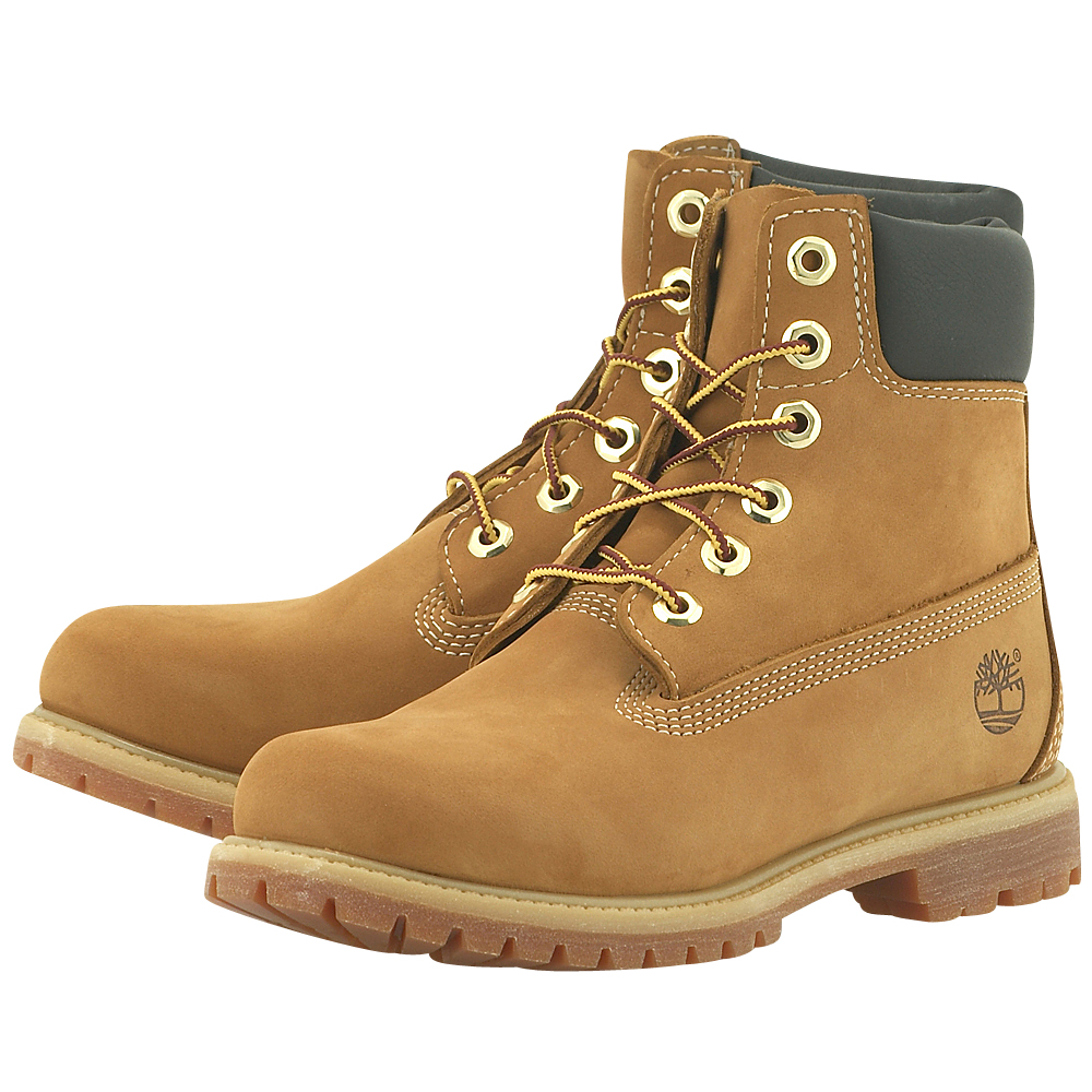 Timberland - Timberland 6in Premium Boot - W 10361 - ΚΑΜΕΛ