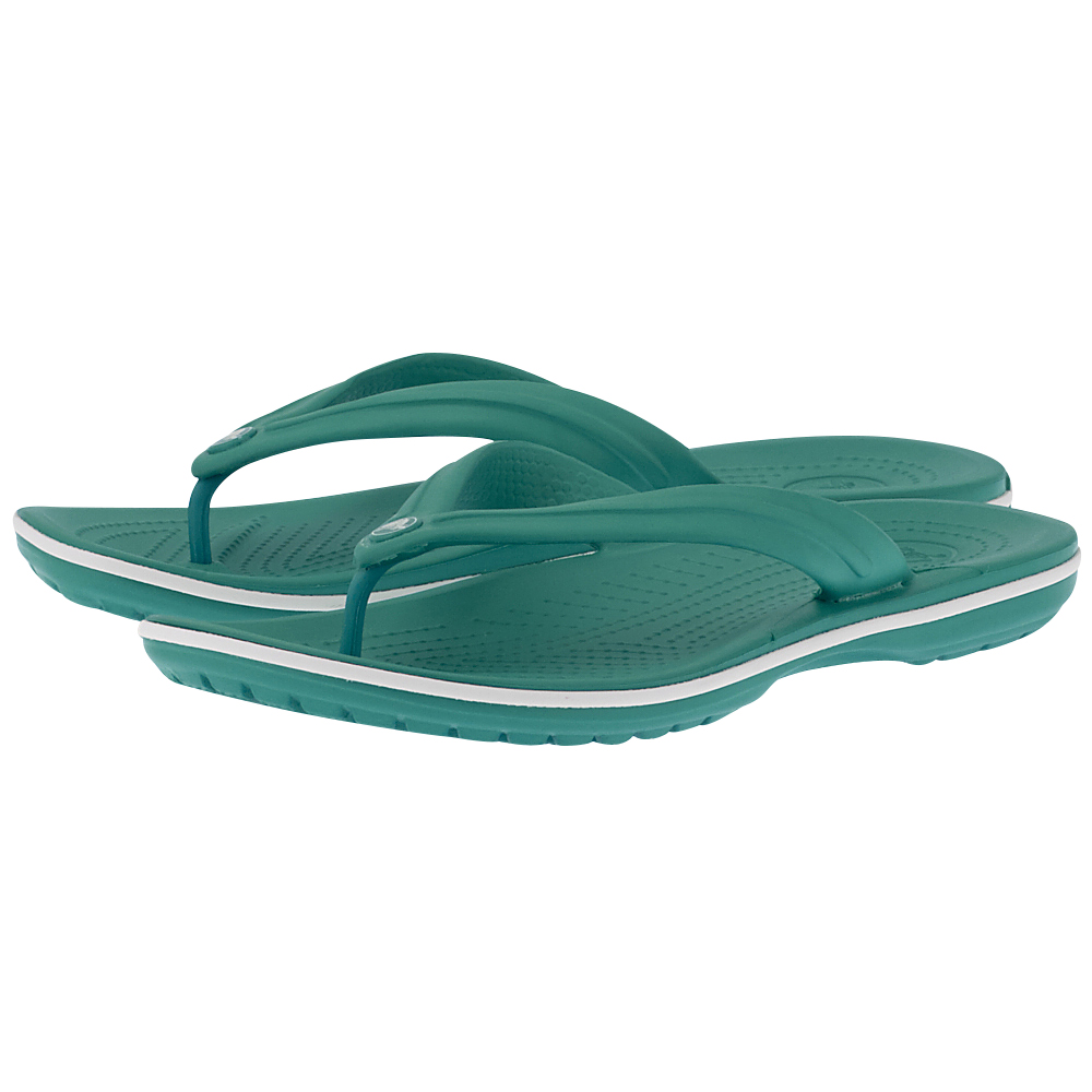 Crocs - Crocs Crocband Flip 11033-38O - ΠΡΑΣΙΝΟ