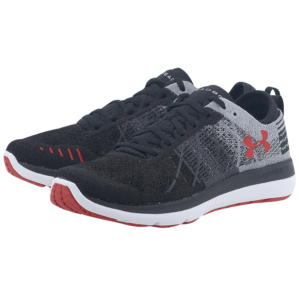 Under Armour - Under Armour Ua Threadborne Fortis 1295734-003 - ΜΑΥΡΟ