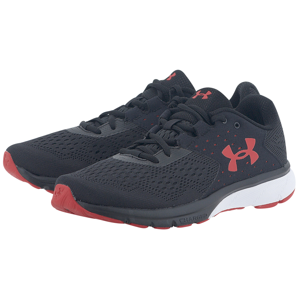 Under Armour - Under Armour Ua Charged Rebel 1298553-002 - ΜΑΥΡΟ