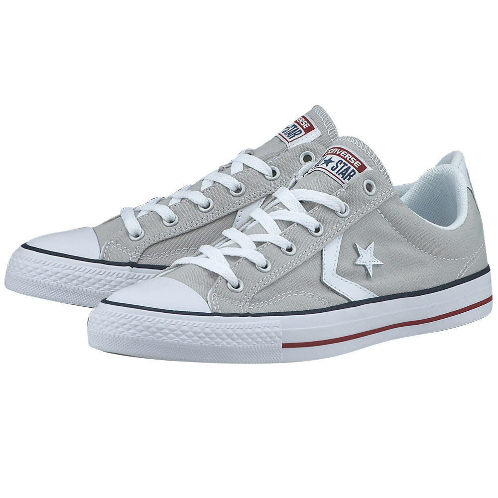 Converse – Converse Star Player Ox 144148C-4 – ΓΚΡΙ