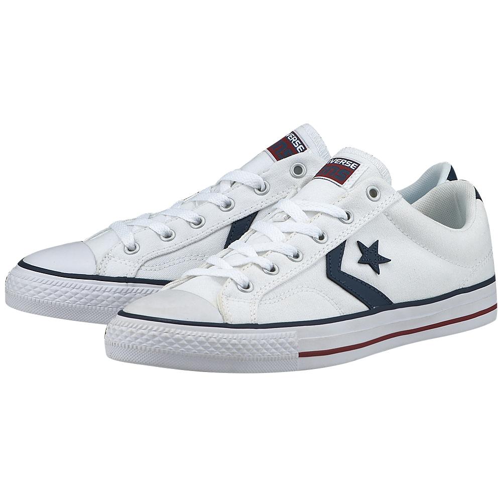 Converse - Converse Star Player Ox 144151C-4 - ΛΕΥΚΟ