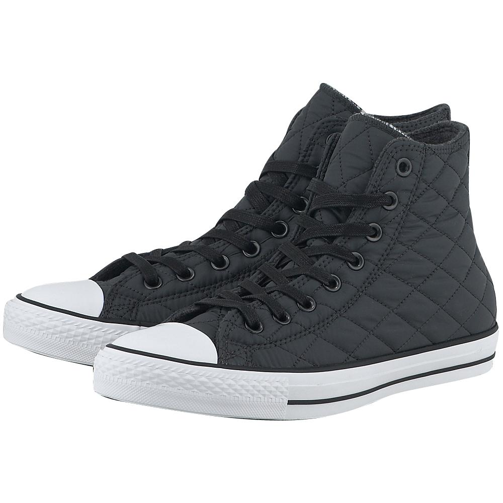 Converse – Converse Chuck Taylor All Star Hi 149451C-4 – ΓΚΡΙ ΣΚΟΥΡΟ