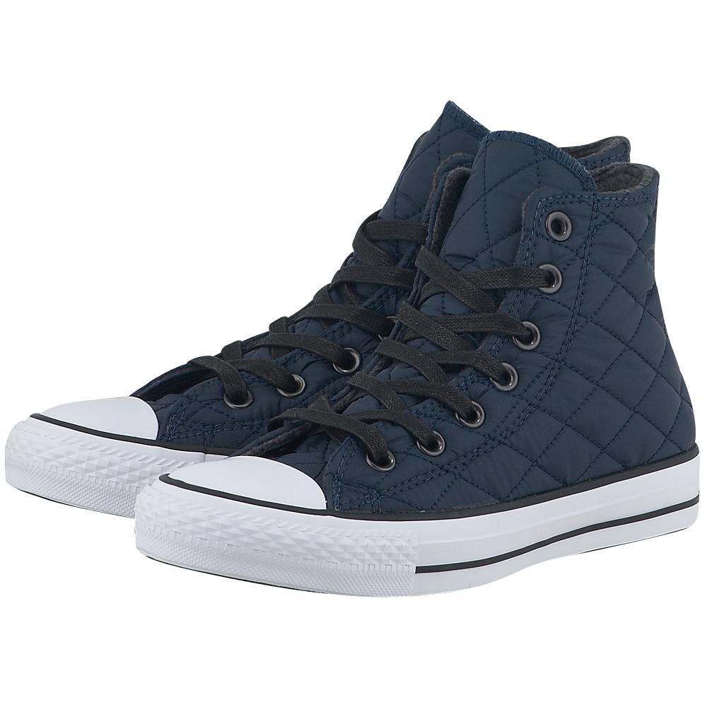 Converse – Converse Chuck Taylor All Star Hi 149453C-3 – ΜΠΛΕ ΣΚΟΥΡΟ