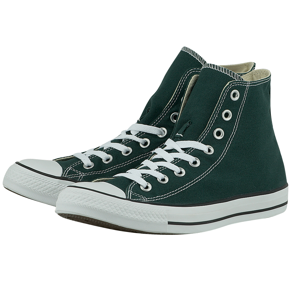 Converse – Chuck Taylor All Star Hi 149513C-4 – ΠΡΑΣΙΝΟ