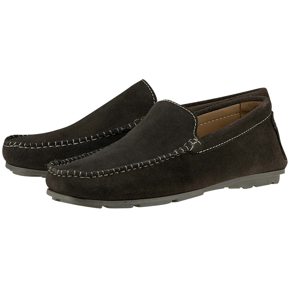 Bitter & Sweet - Bitter & Sweet 15092-4. - ΚΑΦΕ outlet   ανδρικα   brogues   loafers   χωρίς κορδόνι