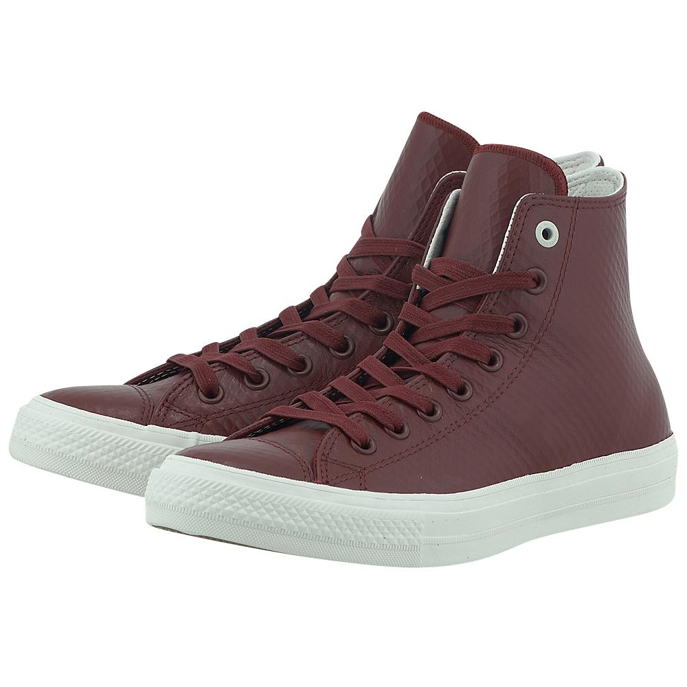 Converse - Converse Chuck Taylor All Star II Hi 153553C-4 - ΜΠΟΡΝΤΩ ανδρικα   sneakers