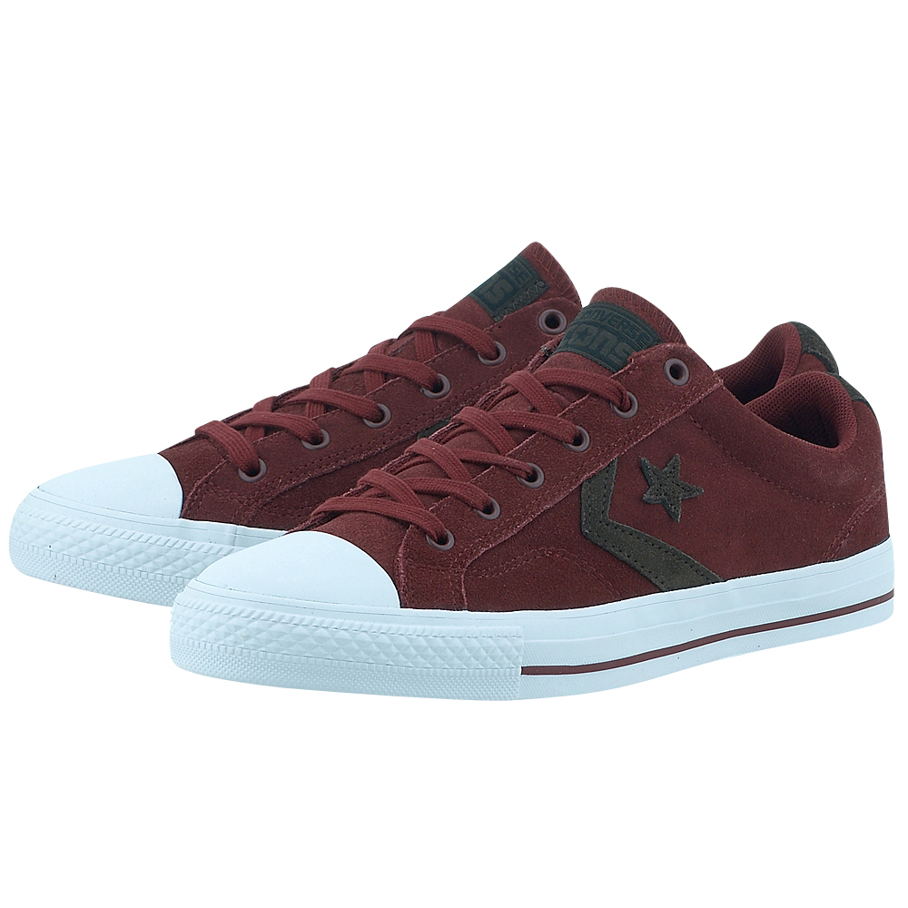 Converse – Converse Star Player Hi 153756C-4 – ΜΠΟΡΝΤΩ