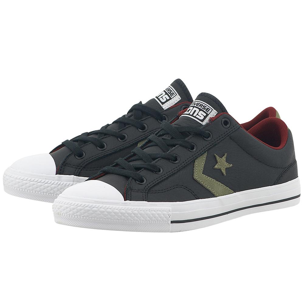 Converse – Converse Star Player 153762C – ΜΑΥΡΟ