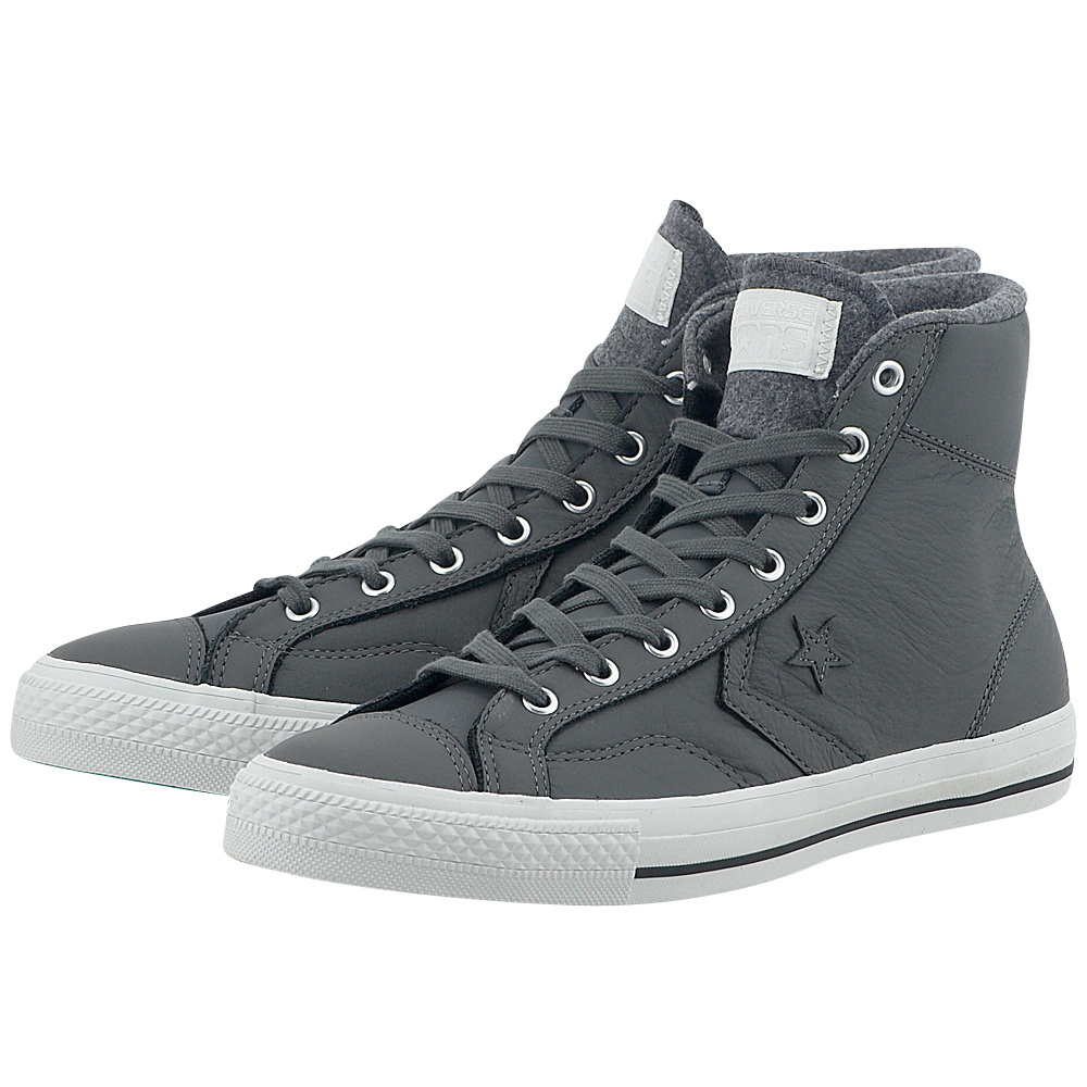 Converse - Converse Star Player Hi 153779C-4 - ΓΚΡΙ ανδρικα   sneakers