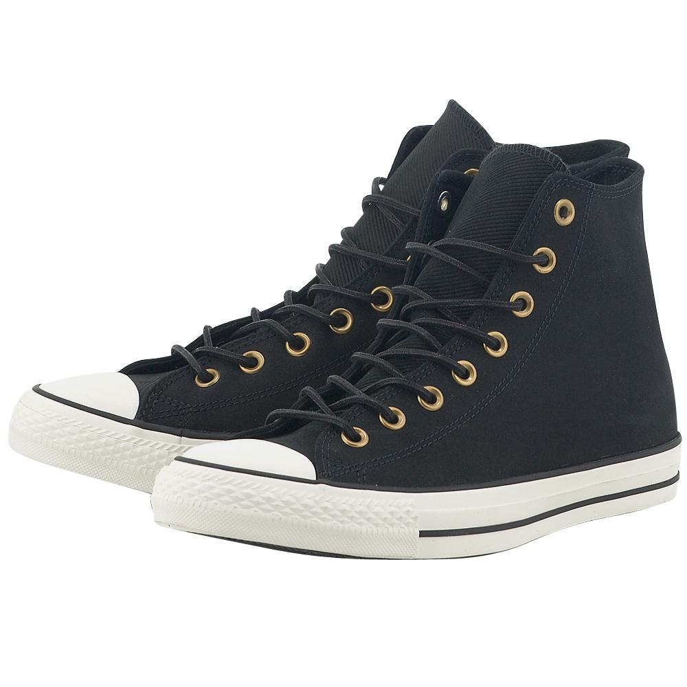 Converse – Converse Chuck Taylor All Star 153808C – ΜΑΥΡΟ