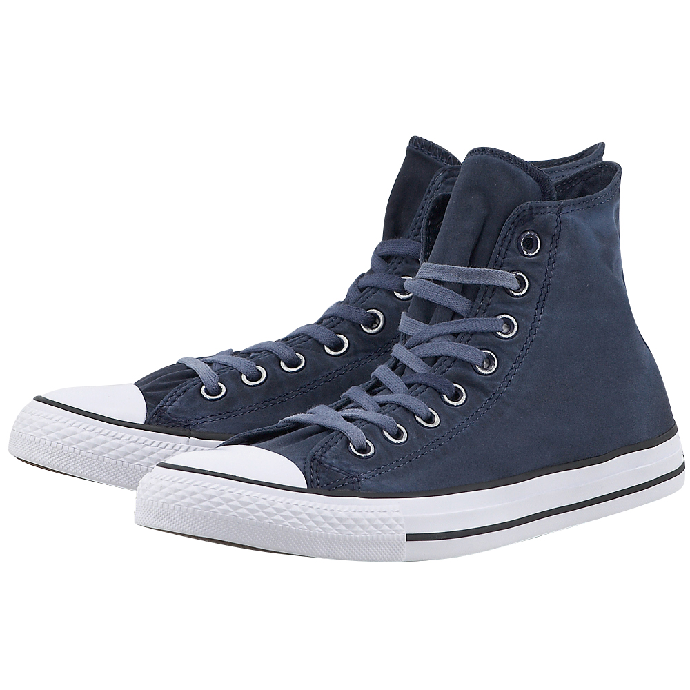 Converse – Converse Chuck Taylor Hi 155387C-4 – ΜΠΛΕ ΣΚΟΥΡΟ