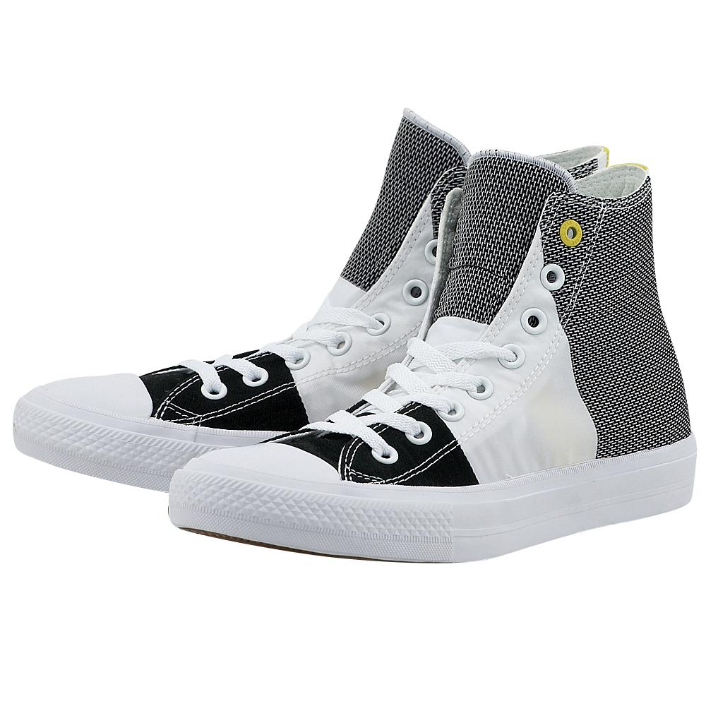Converse – Converse Chuck Taylor Hi 155529C – ΛΕΥΚΟ/ΜΑΥΡΟ