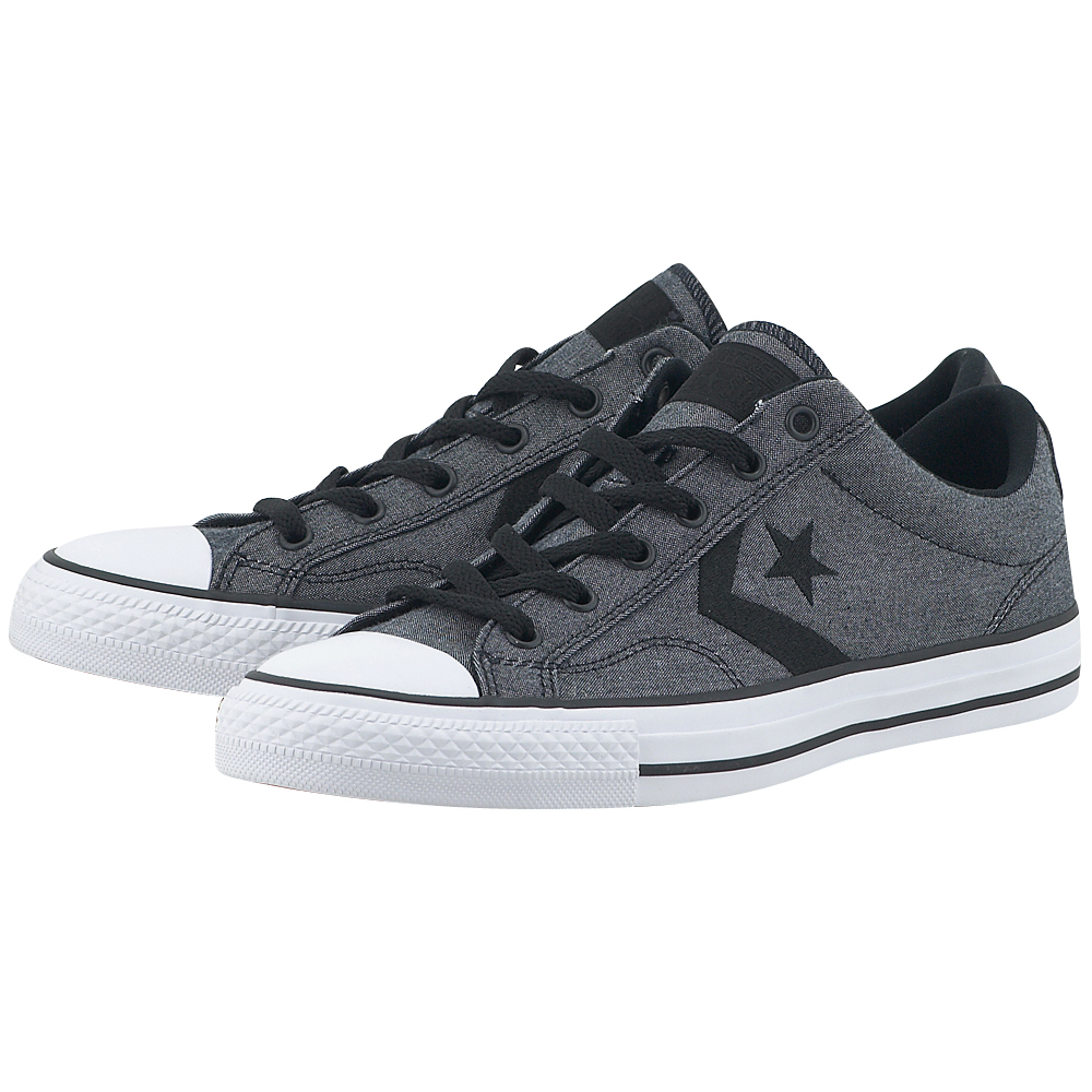 Converse – Converse Star Player Ox 156627C – ΜΑΥΡΟ