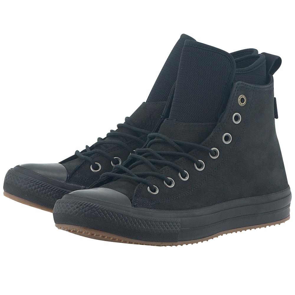 Converse – Converse Chuck Taylor WP Boot Hi 157460C – ΜΑΥΡΟ