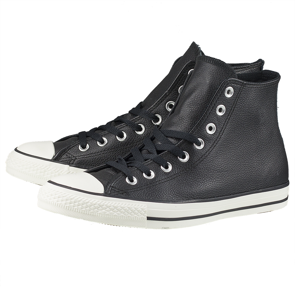 Converse – Converse Chuck Taylor All Star Hi 157468C – ΜΑΥΡΟ