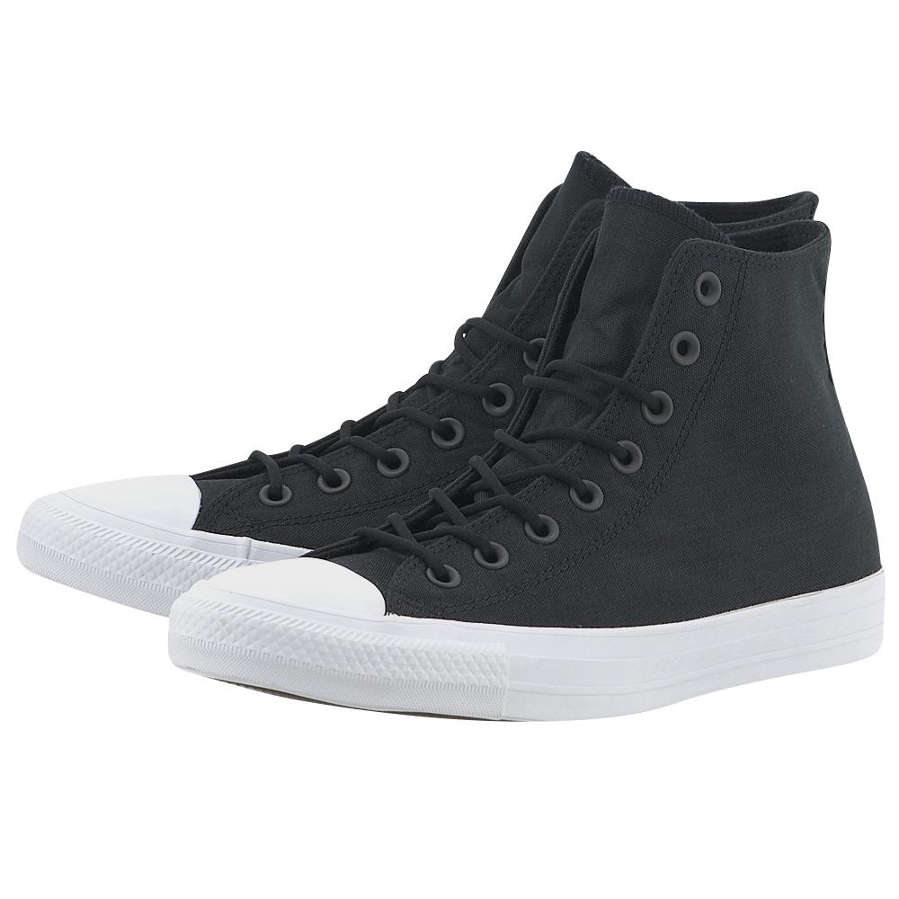 Converse – Converse Chuck Taylor All Star Hi 157516C – ΜΑΥΡΟ