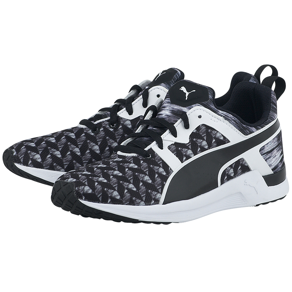 Puma - Puma Pulse Xt Clash Wn 18773803-3 - ΜΑΥΡΟ/ΛΕΥΚΟ