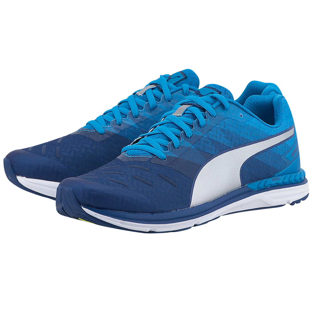 Puma – Puma Speed 300 Ignite 18811410 – ΜΠΛΕ