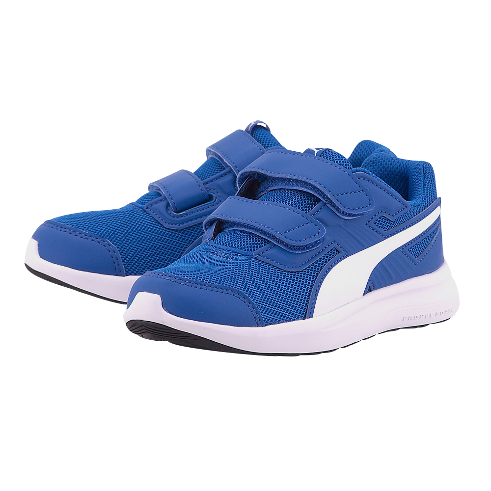 Puma - Puma Escaper Mesh V Ps 190326-02 - ΜΠΛΕ/ΛΕΥΚΟ