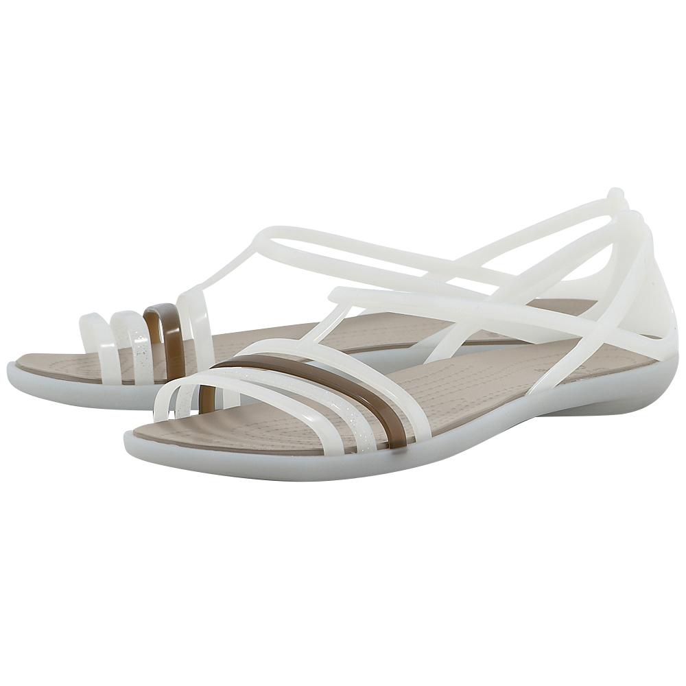 Crocs - Crocs Isabella Sandal W 202465-11O - ΜΠΕΖ