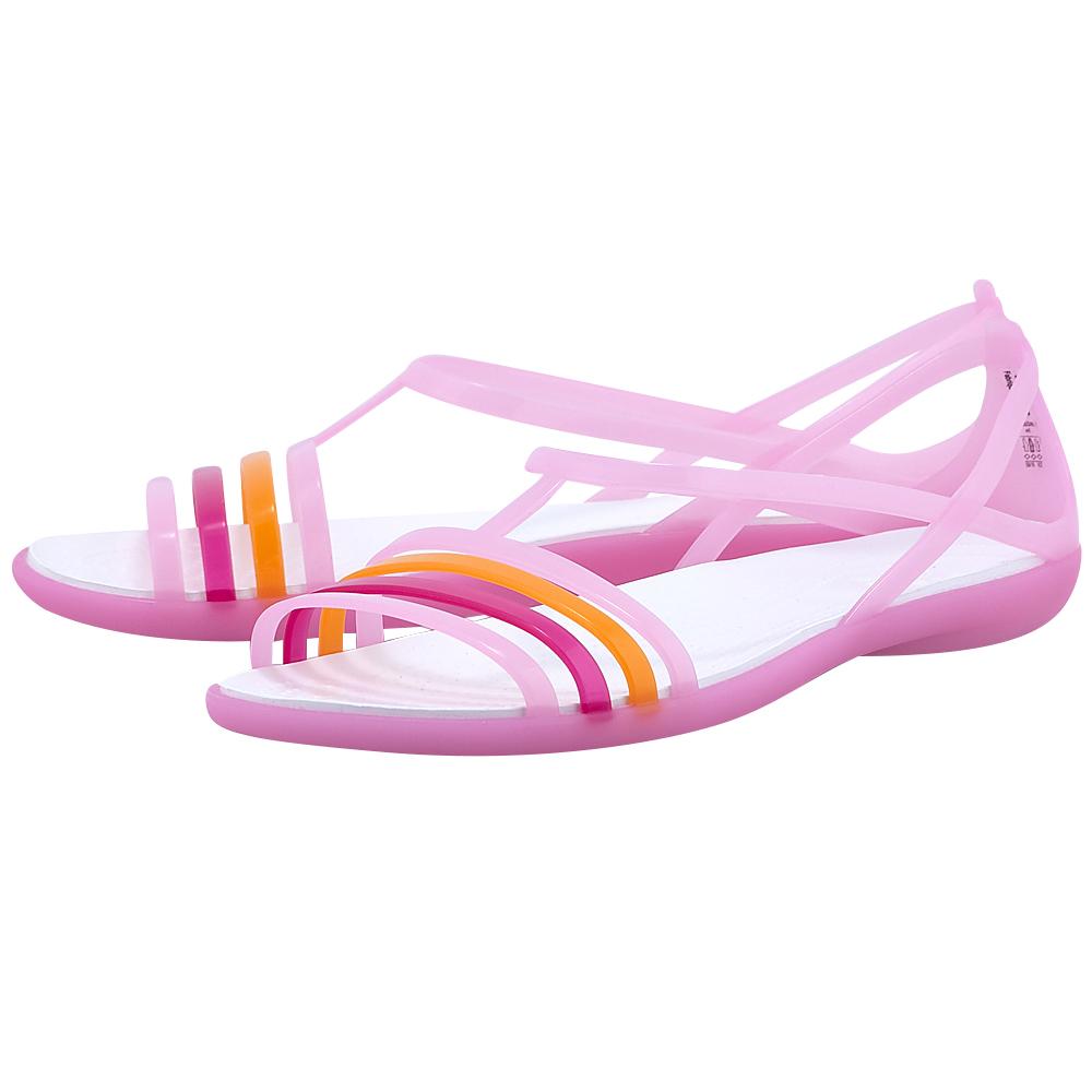 Crocs – Crocs Isabella Sandal W 202465-6N6 – ΡΟΖ