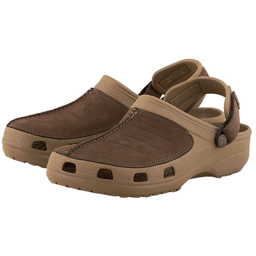 Crocs – Crocs Classic Yukon Mesa Clog 203261-23G – ΧΑΚΙ
