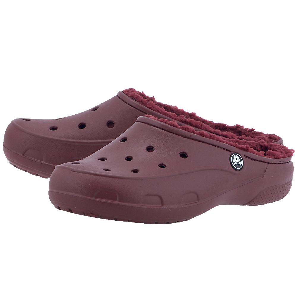 Crocs – Crocs Freesail Plushlined Clog 203570-612 – ΜΠΟΡΝΤΩ
