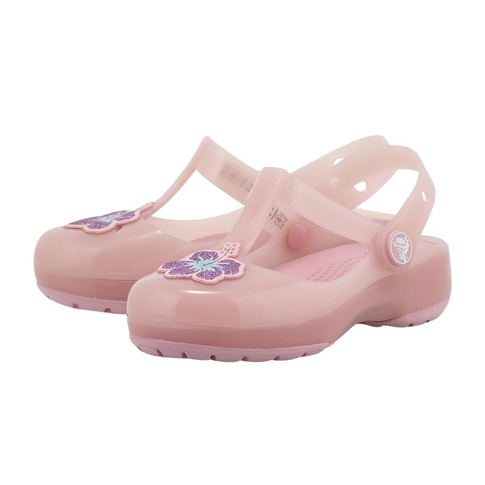 Crocs – Crocs Isabella Clog PS 204034-684 – ΡΟΖ
