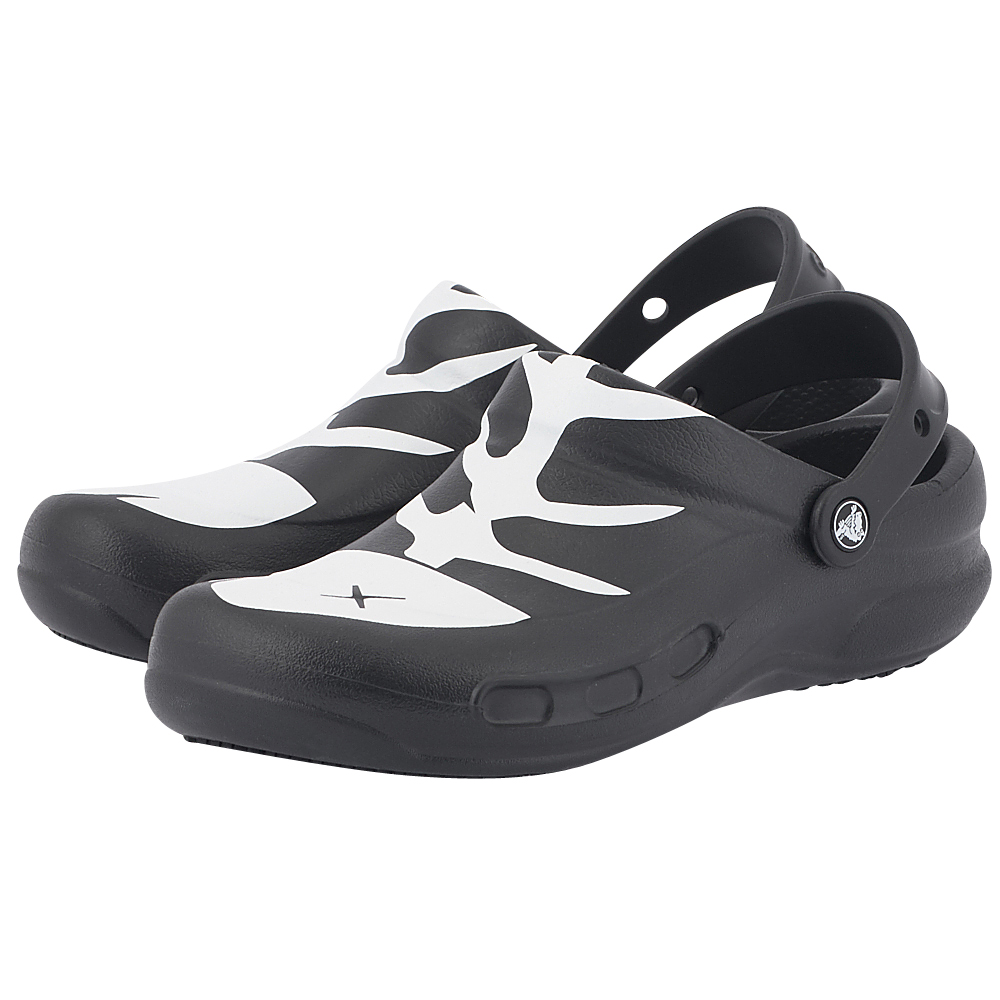 Crocs - Crocs Bistro Graphic Clog 204044-0CD - ΜΑΥΡΟ