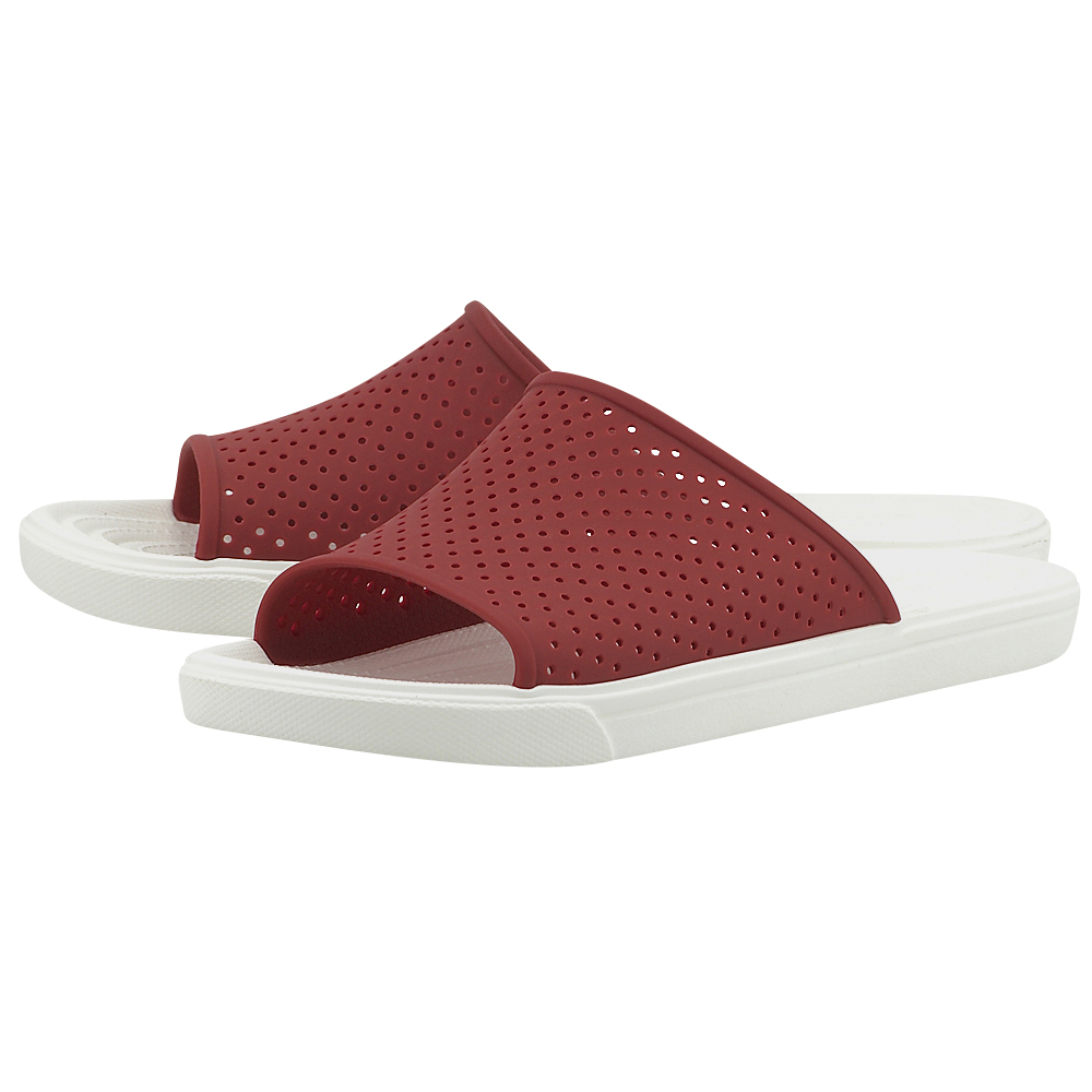 Crocs - Crocs Citilane Roka Slide 204222-6FT - ΚΟΚΚΙΝΟ