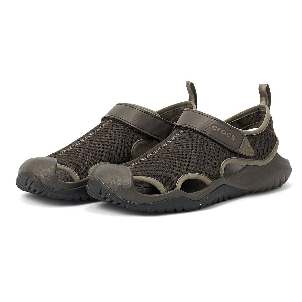 Crocs - Crocs Swiftwater Deck Sandal 205289-206 - 01041