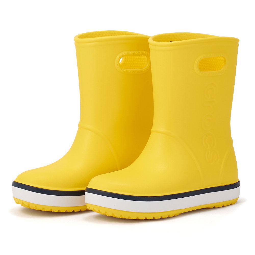 Crocs - Crocs Crocband Rain Boot K 205827-734 - 00188