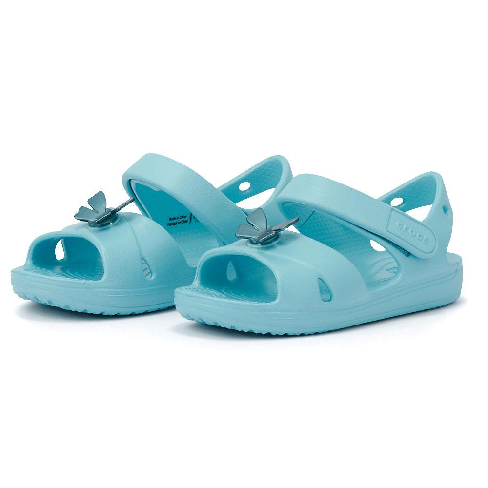 Crocs - Crocs Classic Cross Strap Sandal PS 206245-4O9 - 00042