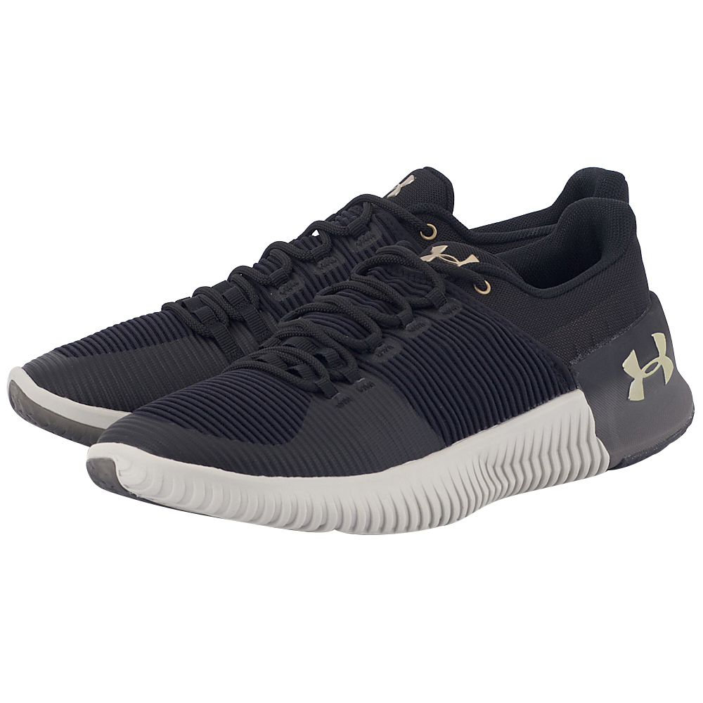 Under Armour – Under Armour Ua Ultimate Speed 3000365-001 – ΜΑΥΡΟ