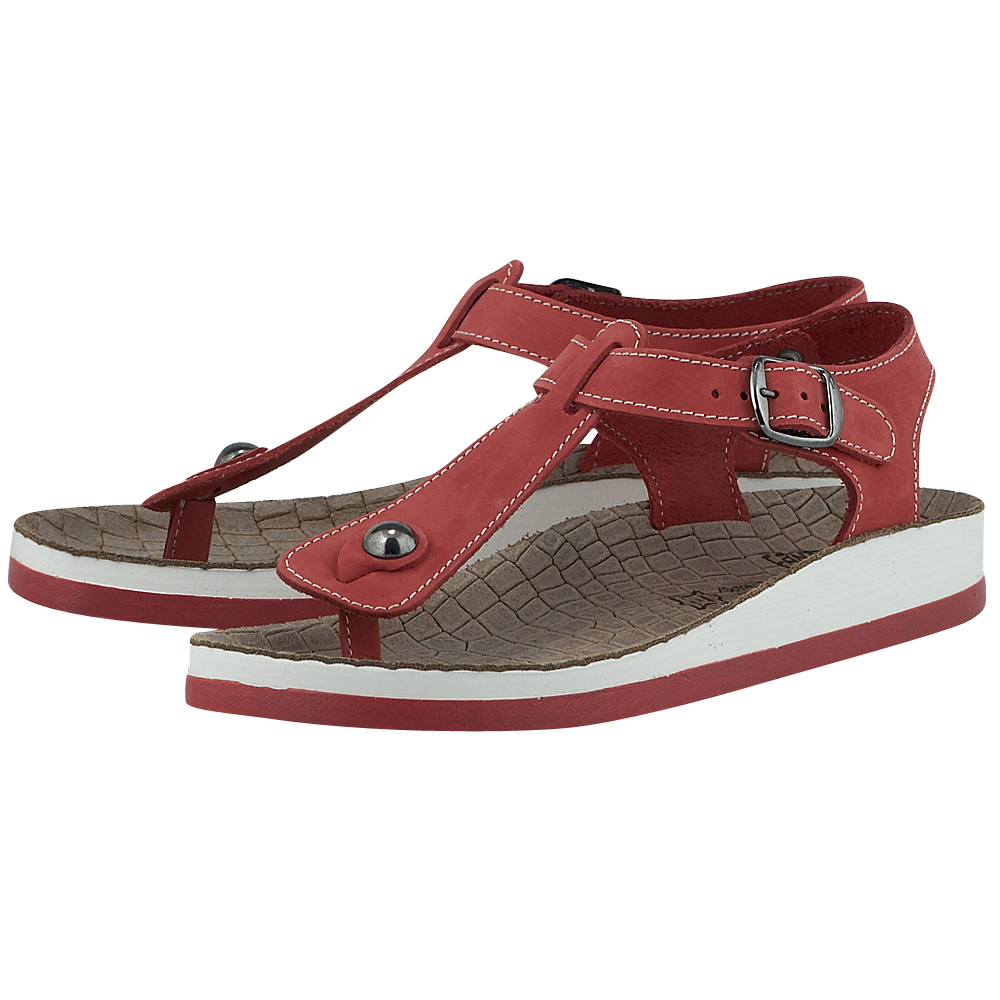 Fantasy Sandals – Fantasy Sandals 3001 – ΚΟΚΚΙΝΟ