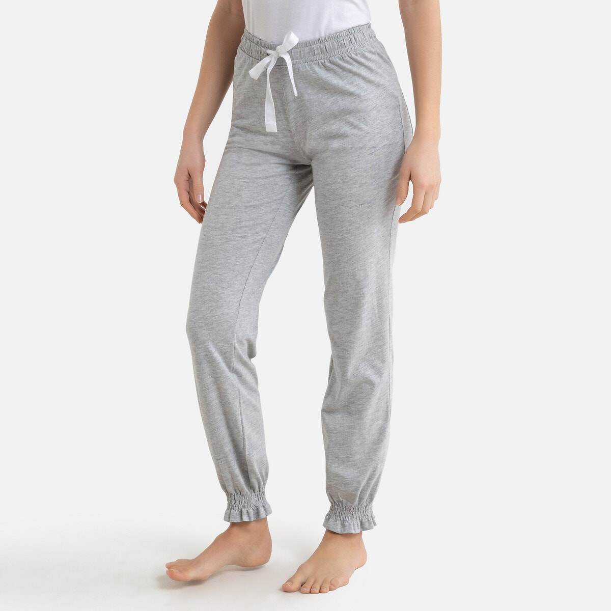 La Redoute Collections - Βαμβακερό παντελόνι πυτζάμα 324440440 - 3687&0001