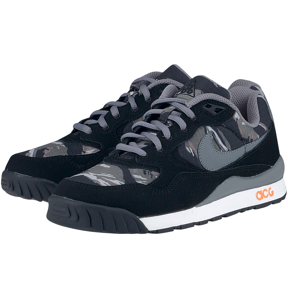 Nike – Nike Wildwood 334054005-3 – ΜΑΥΡΟ/ΓΚΡΙ