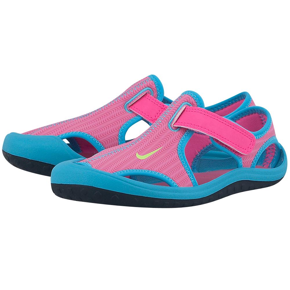 Nike Sunray Protect ροζ τυρκουαζ 344992612-2  ea3eb5df06a