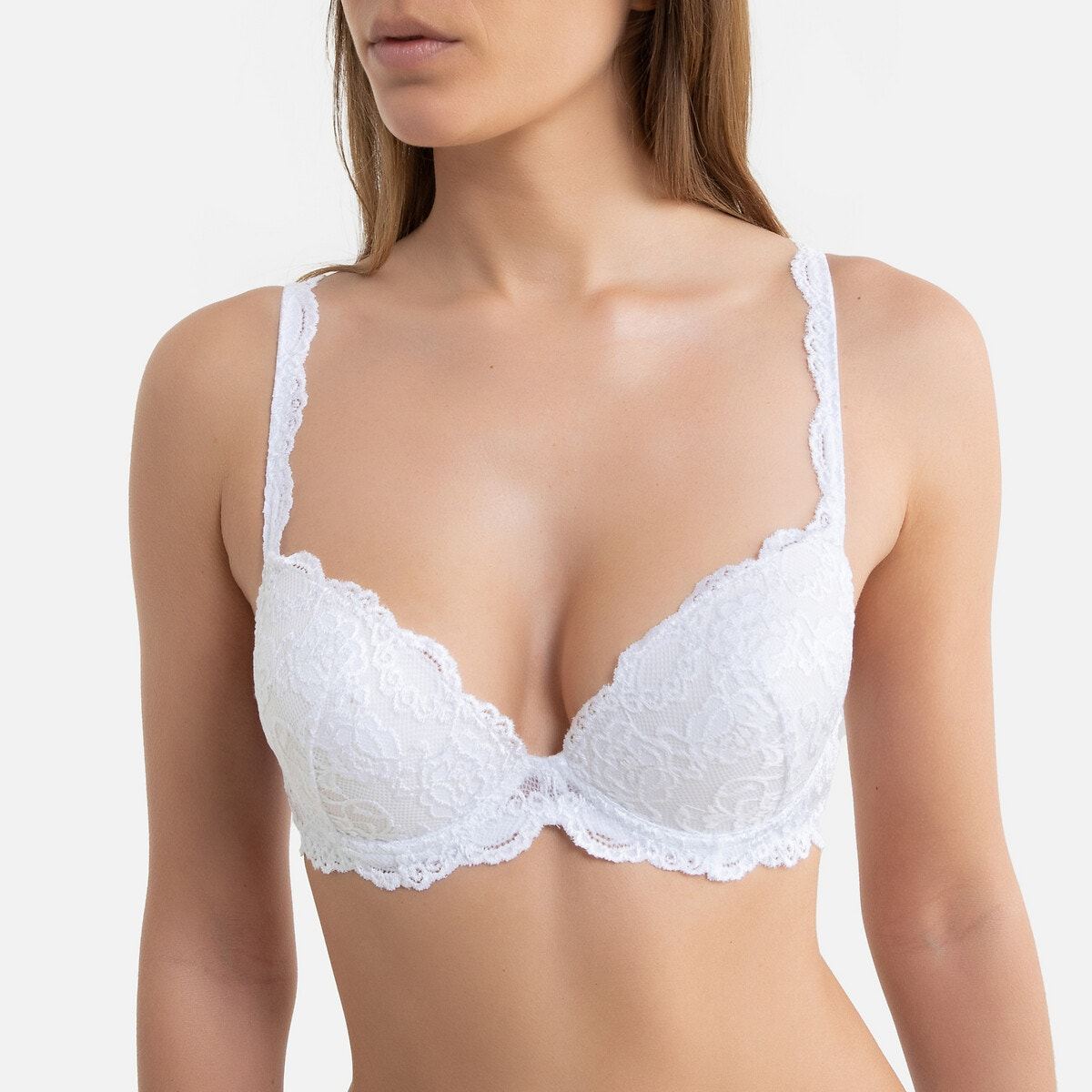 La Redoute Collections - Σουτιέν Push-Up 350068045 - 10465&00001