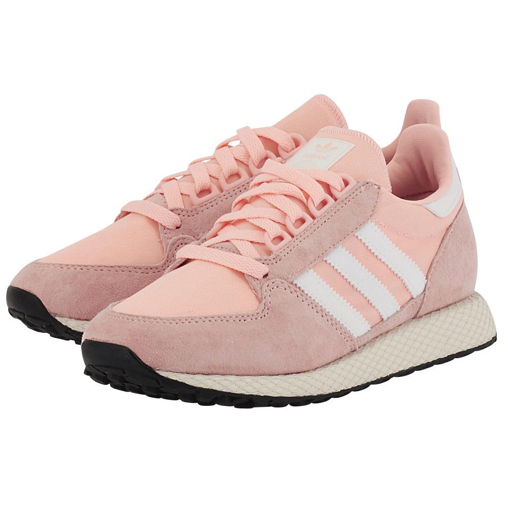 adidas Originals - adidas Originals 350115731 Forest Grove - 9043 laredoute   γυναικεια   sneakers   low cut
