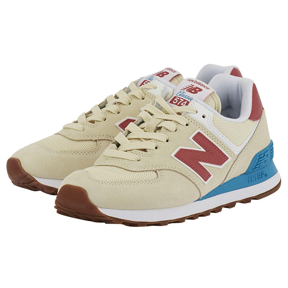New Balance - New Balance 350124894 Sneakers WL574FLA - 923