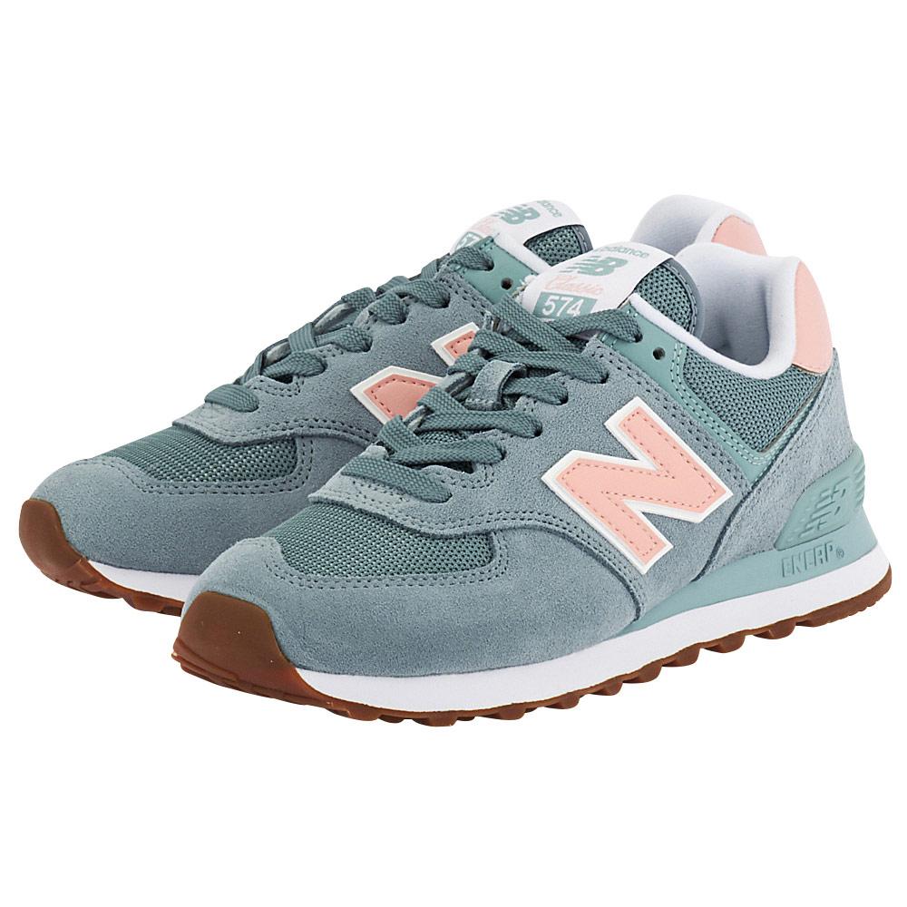 New Balance - New Balance 350124896 Sneakers WL574FLB - 2105 laredoute   γυναικεια   sneakers   low cut