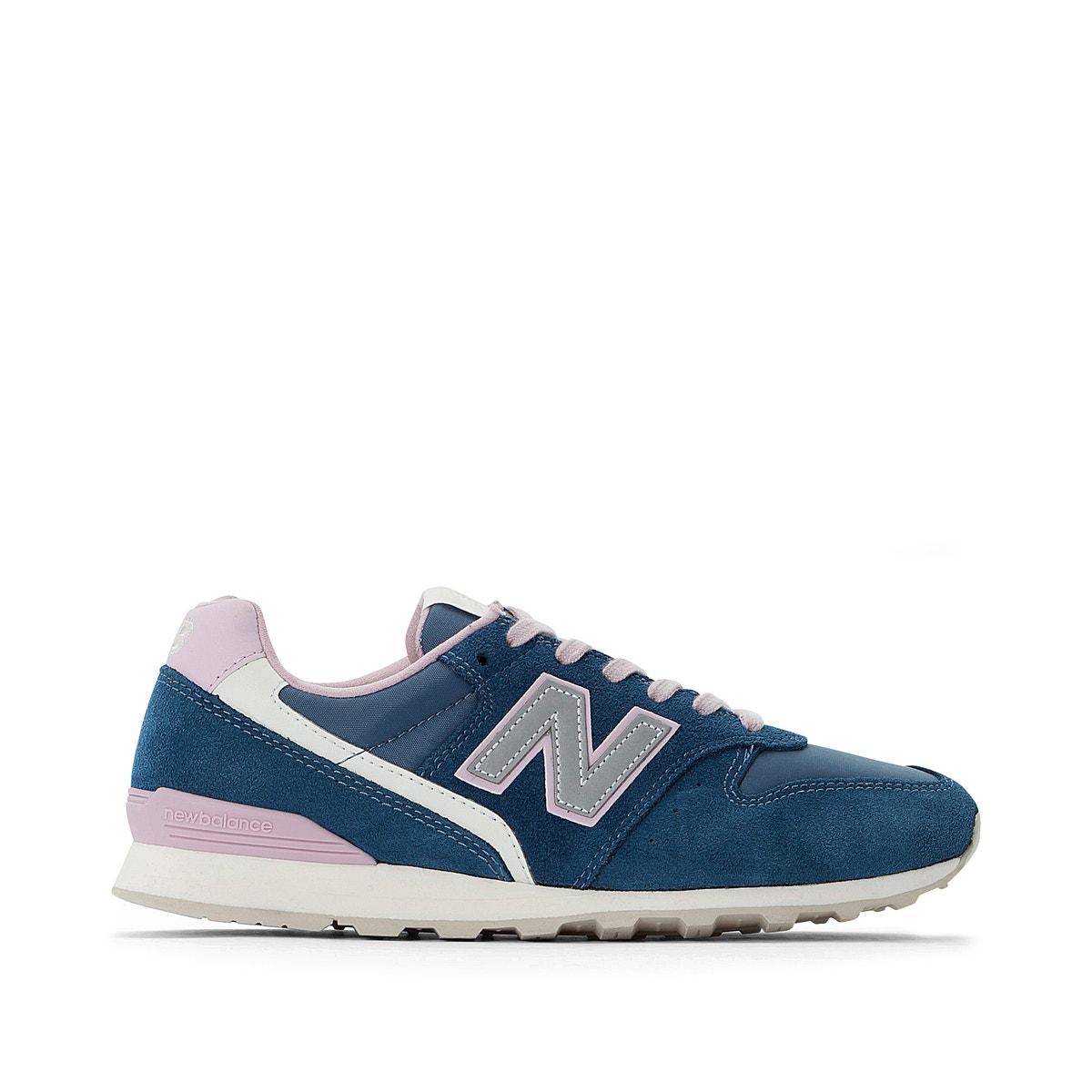 New Balance - New Balance WL996AE Mix Trainers 350154762 - 1247
