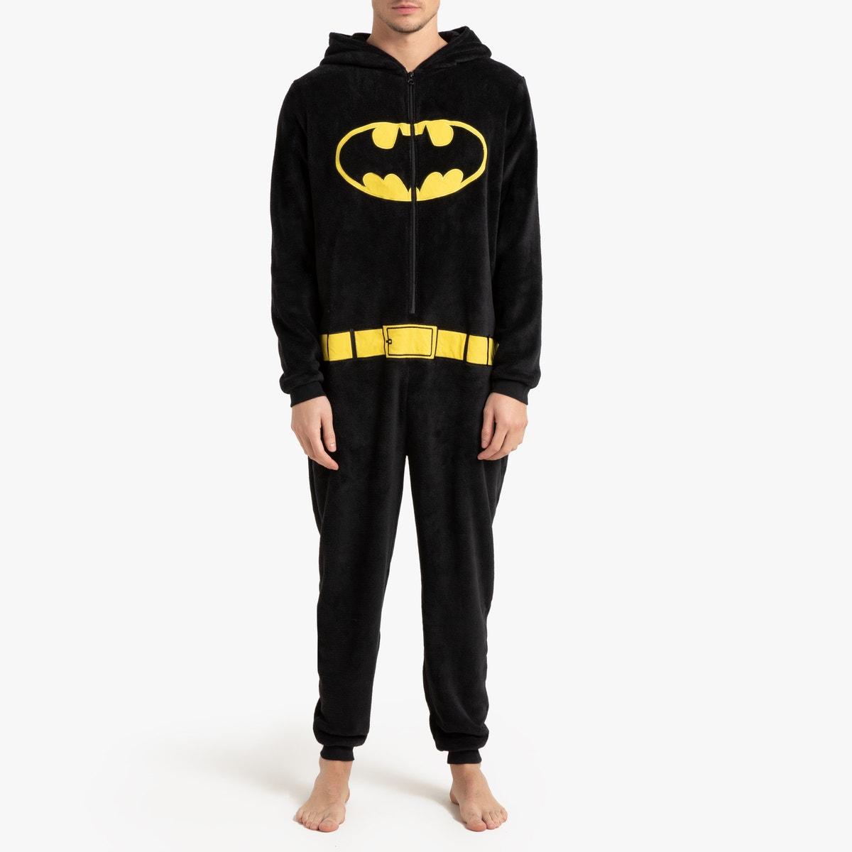 Batman - Ολόσωμη πιτζάμα με κουκούλα 350160290 - 6527