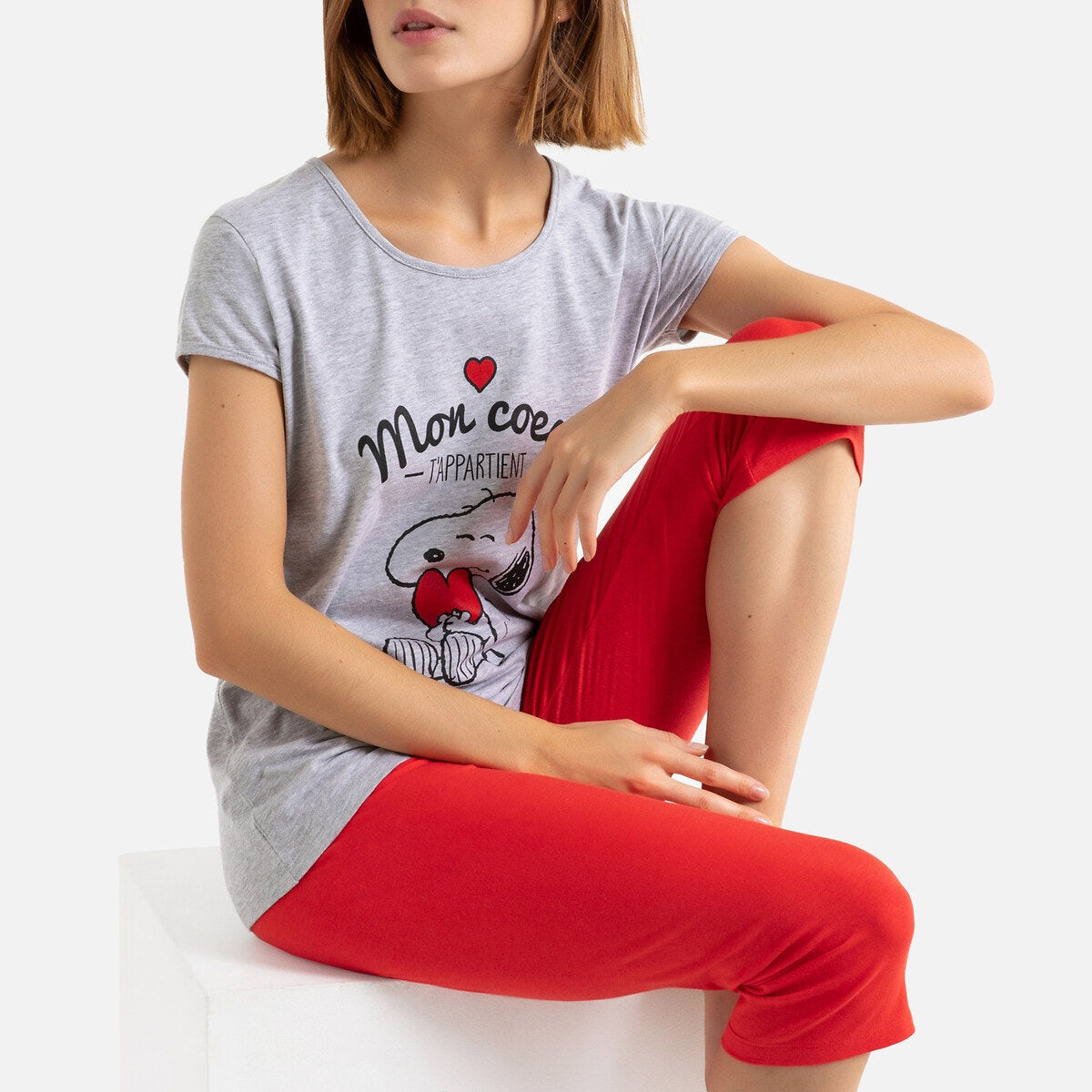 Snoopy - Πιτζάμα με κάπρι, Snoopy 350174117 - 3778