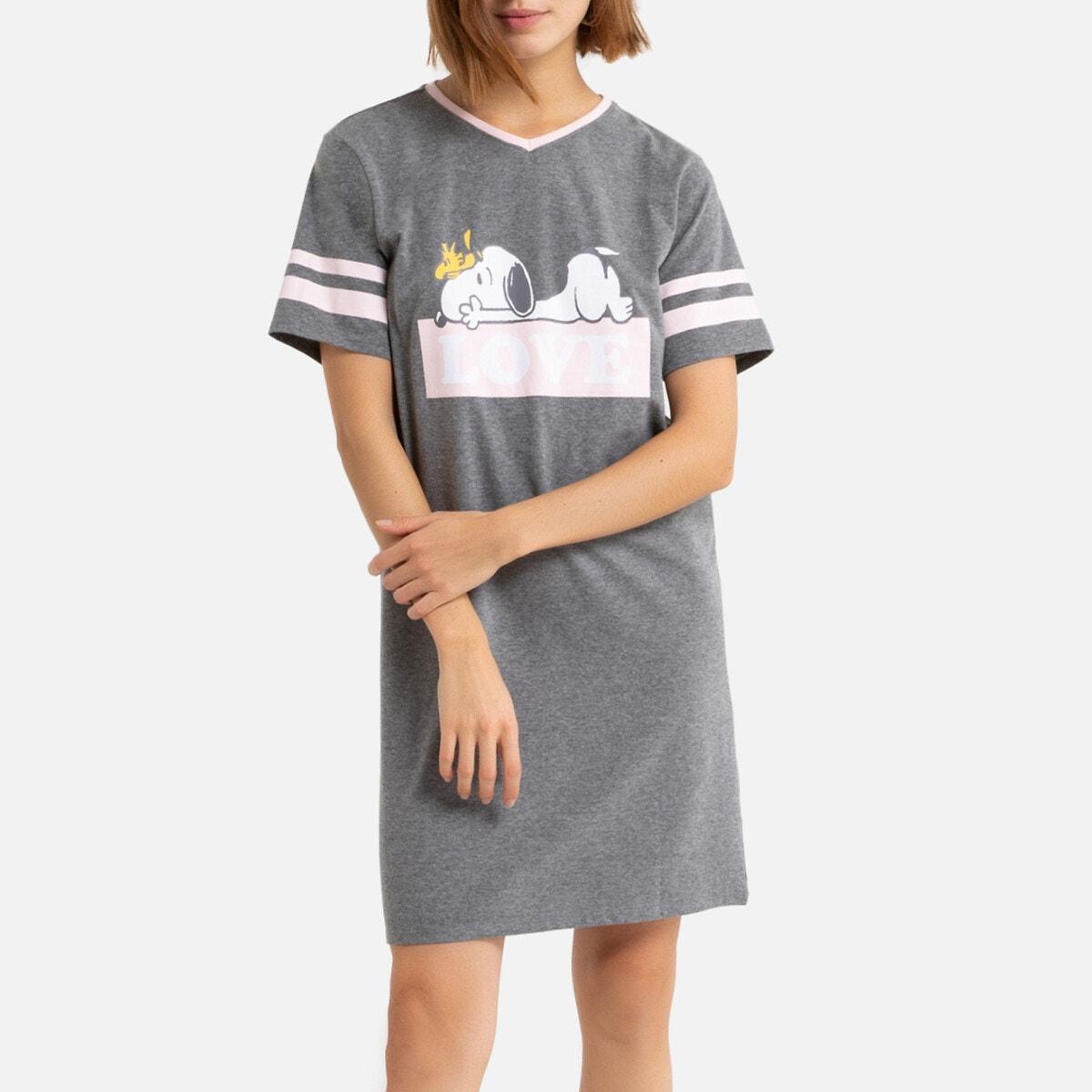 Snoopy - Νυχτικό σε γραμμή T-shirt 350178682 - 3904