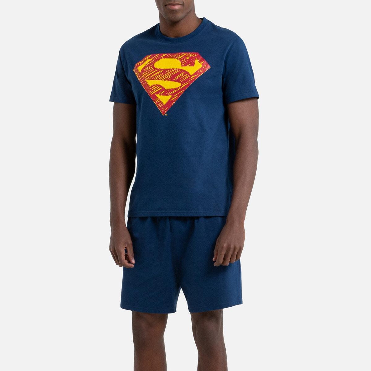 Superman - Πιτζάμα με σορτς Superman 350183879 - 1629